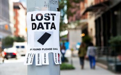 How can every business be protected against data loss?